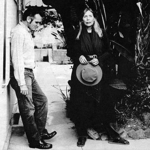 Joni Mitchell & Morrissey / a conversation with music
