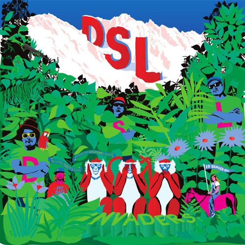 "DSL ""Space Invaders"" BUSY P remix"