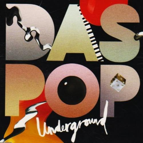 """DAS POP """"Underground"""" DJEDJOTRONIC & BUSY P remix"""