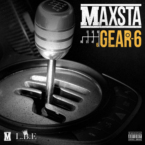 Maxsta - Streets (prod. Quincey Tones & Jo Caleb) [From the #GEAR6 EP]