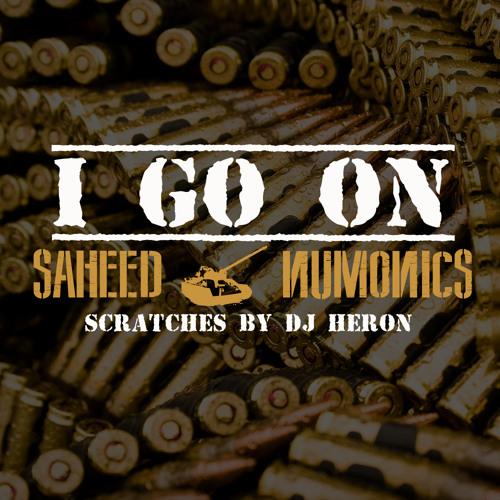 Saheed-I Go On ft DJ Heron