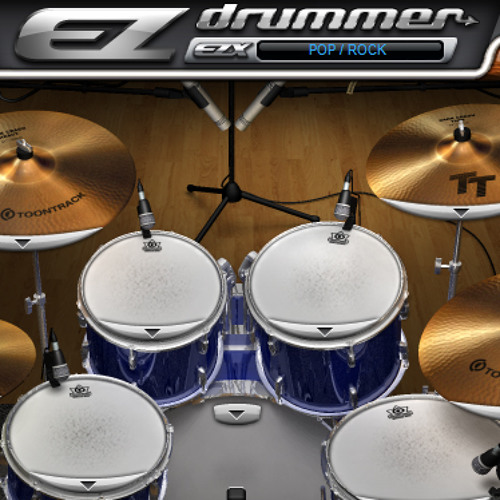 Toontrack EzDrummer Lite - Test with Korg Microkey 37 by
