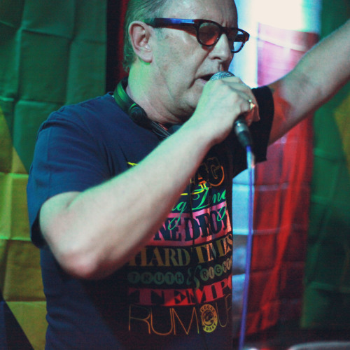 Rodigan Live at Reggae Roast @ Plan B - 10.11.12
