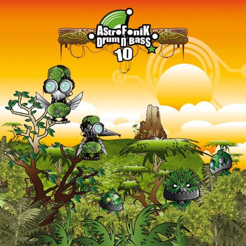 Bongo Chilli - Everyday (Stevens Kbosh remix)  AFK dnb 10