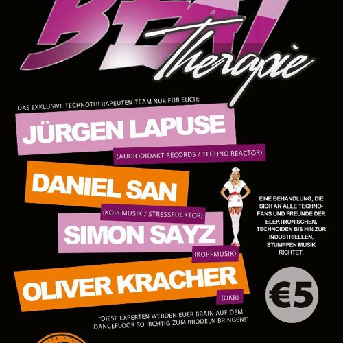 Jürgen Lapuse - Beat Therapy 11-2012