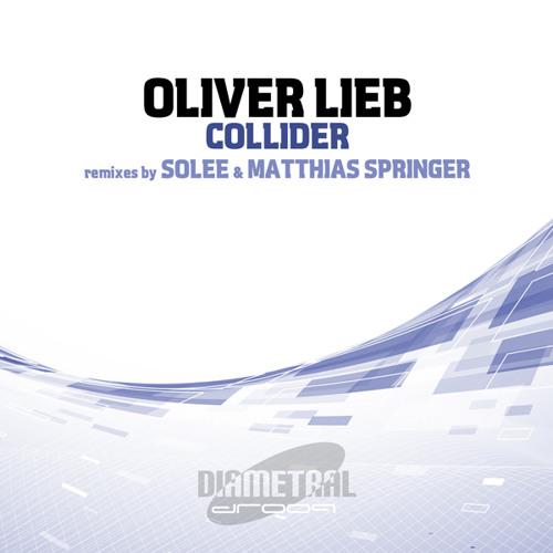 [DRLTD008] Oliver Lieb - Collider EP / Solee and Matthias Springer Remixes