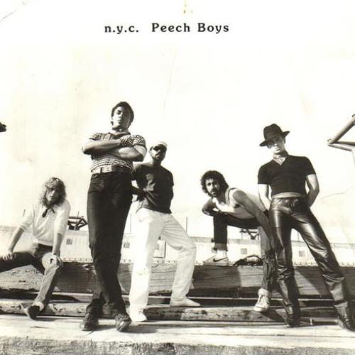 Peech Boys - Don't make me wait (MR.AC remix)