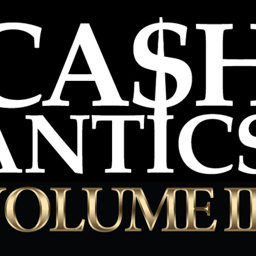 """WRND016: CASH ANTICS 3 12"""" Out once upon a time called NOW!!!"""