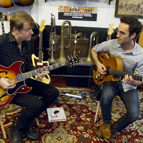 "Nels Cline & Julian Lage - ""Blues, Too"" (Live at Retrofret, 2012)"