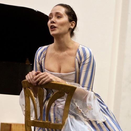 Seattle Opera's Young Artists: DANA PUNDT