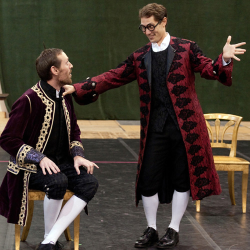 Seattle Opera's Young Artists: Colin Ramsey with MATTHEW SCOLLIN
