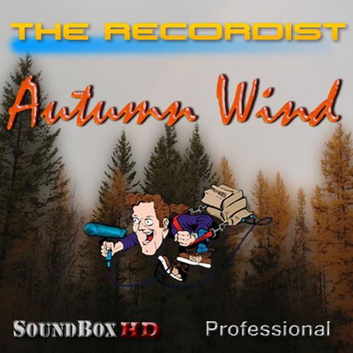Autumn Wind HD Pro SFX Library