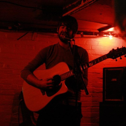 Adam Fortune live at the Basement, Ayr (1/11/12)
