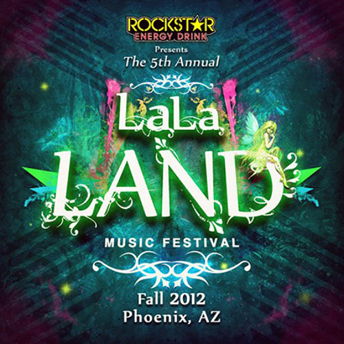 La La LAND @ Phoenix Convention Center- (DJ Sosa)