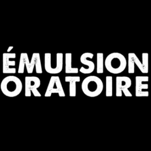 ÉMULSION ORATOIRE - Prod. GooMar