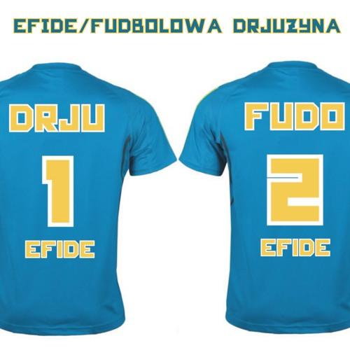 Efide - 01 fudbolowa drjużyna ft. DJ Shwanz
