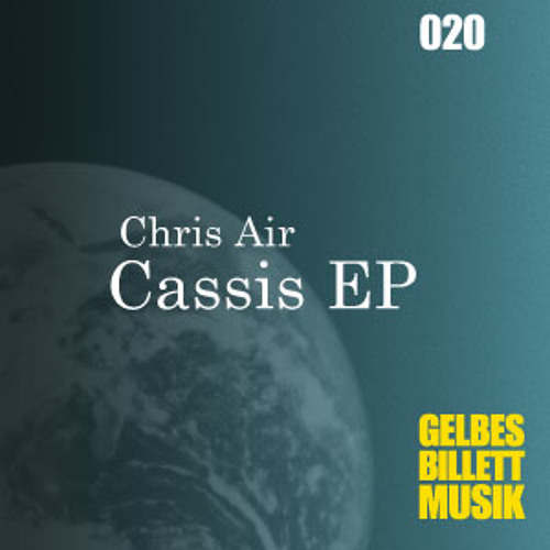 Chris Air · Manosque · Gelbes Billett Musik 020