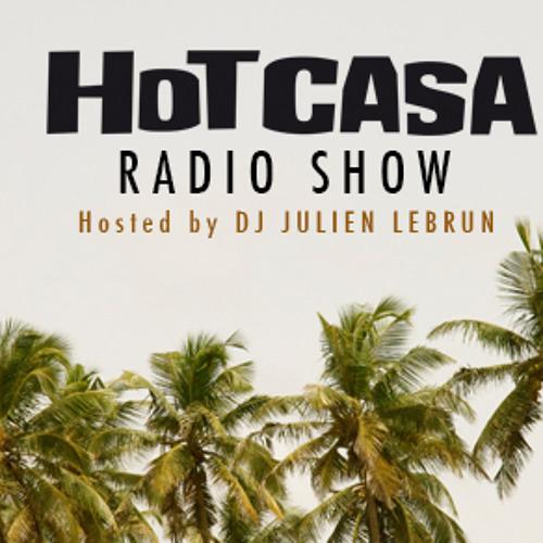 Hot casa radio show N°1 sur le www.lemellotron.com