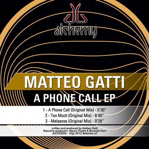 Matteo Gatti MELASSE original mix