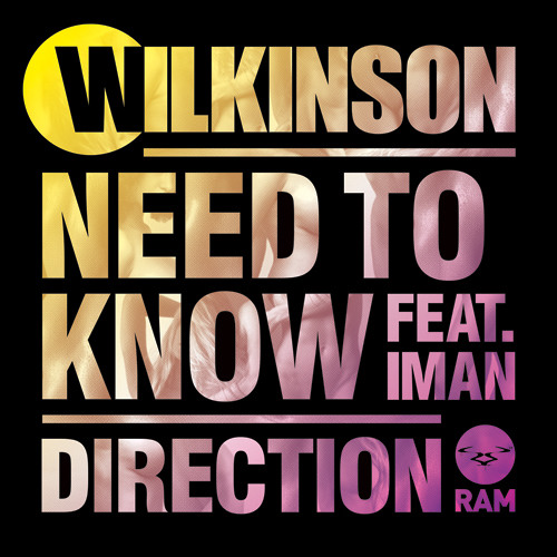 Wilkinson - Need To Know feat Iman #LazersNotIncluded