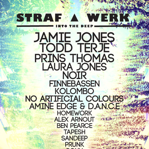 STRAF_WERK podcast 30 december by Prunk