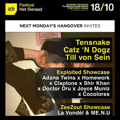 ADE EXPLOITED SHOWCASE ADANA TWINS