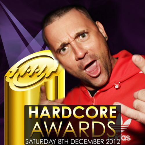 Joey Riot & MC Enemy from Hardcore Heaven Awards 2011