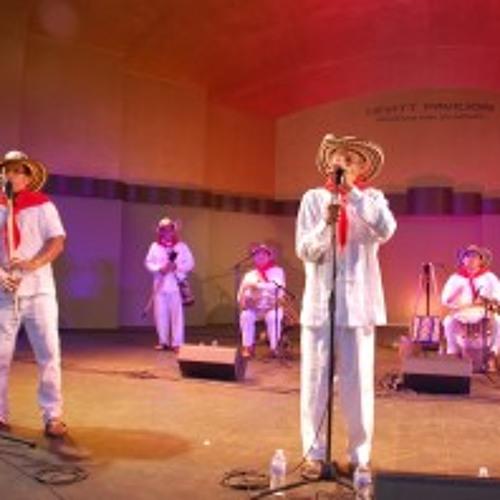 Los Gaiteros de San Jacinto Play to a Traditional Cumbia Beat