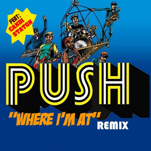 Where I'm At REMIX
