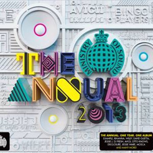 The Annual 2013 Minimix (Out Now) #TheAnnual