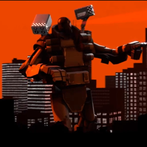 Lars Erik Fjøsne - Big Trouble in Rumble City Soundtrack