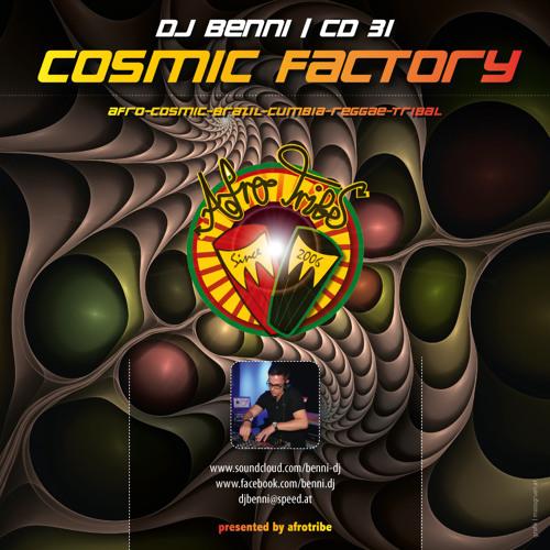 DJ BENNI - CD31 Cosmic Factory 2012