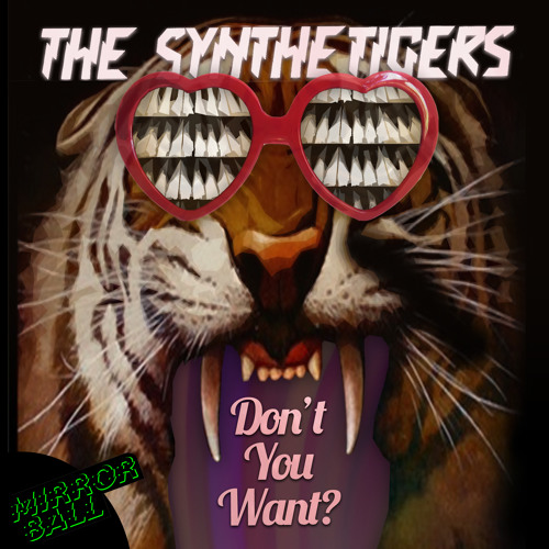 """The SyntheTigers :: """"Don't You Want?"""" TEASER 2012 MirrorBall Records"""