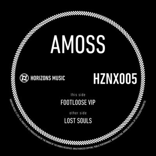 Amoss - Lost Souls [Forthcoming HZNX]