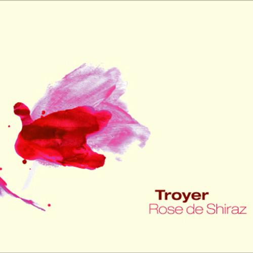 """Ulrich Troyer """"Rose de Shiraz"""" (Shirin)"""