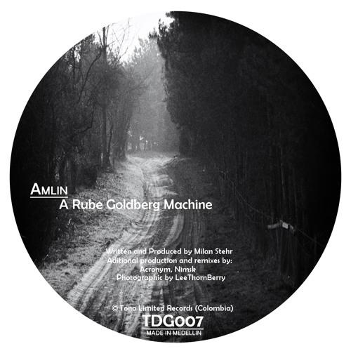TDG007   Amlin - A Rube Goldberg Machine
