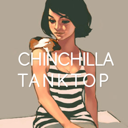 Chinchilla Tanktop