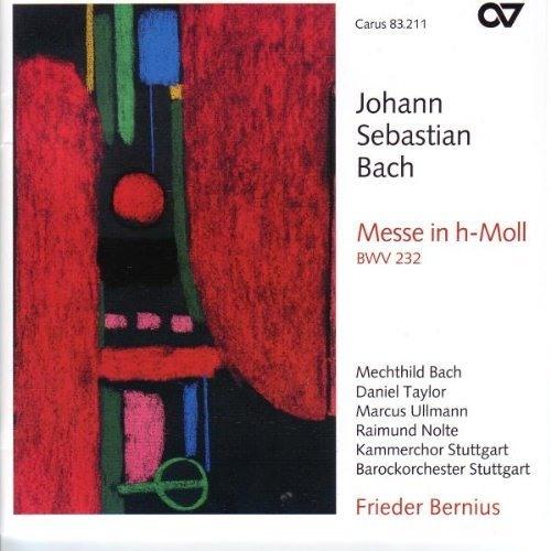 Bach h-moll Messe - Barockorchester Stuttgart - Frieder Bernius