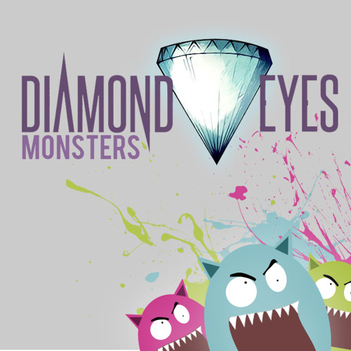 Diamond Eyes - Monsters (DUBSTEP.NET Exclusive) (FREE .ZIP OF ALL MY RELEASES ON MY FACEBOOK!)