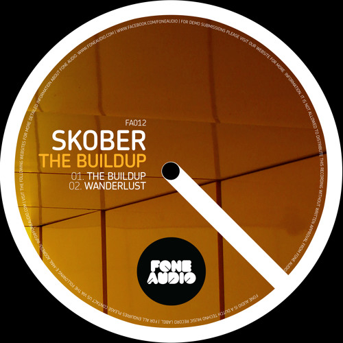 Skober - Wanderlust (Original Mix) [Fone Audio]