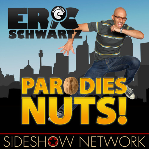 Eric Schwartz: Parodies Nuts! #23 - Brad Williams/Beiber's Beauty and a Beat
