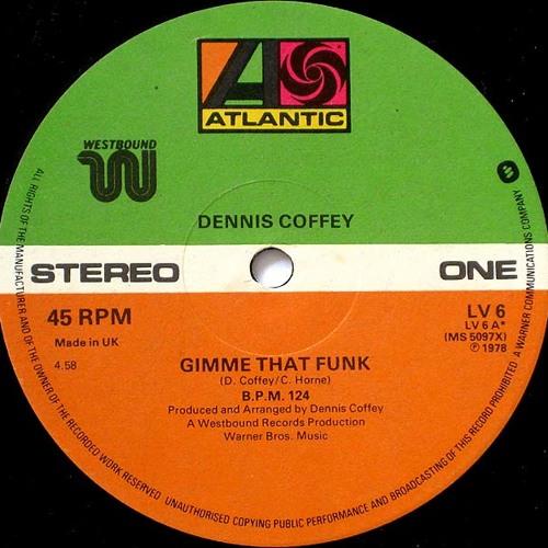 Dennis Coffey - Gimme That Funk (Sjef Rolet edit)