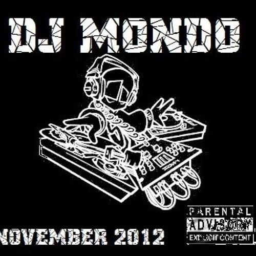 DJ MONDO NOVEMBER 2012