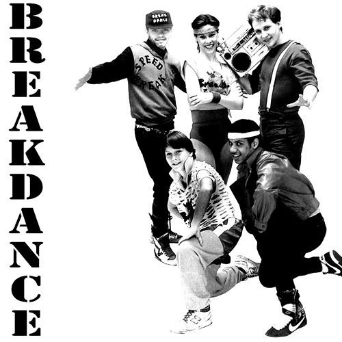 The Breakdance Sesh LP