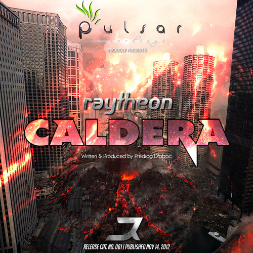 Caldera (Original Mix) [Pulsar Recordings]