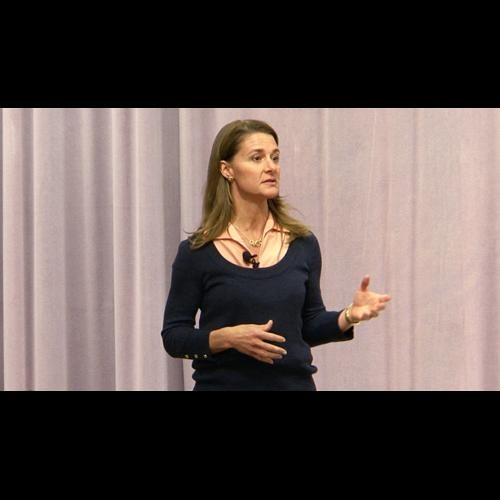 Melinda Gates - Pursue Passions with a Vengeance