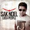 LOCA PEOPLE - SAK NOEL Portada del disco