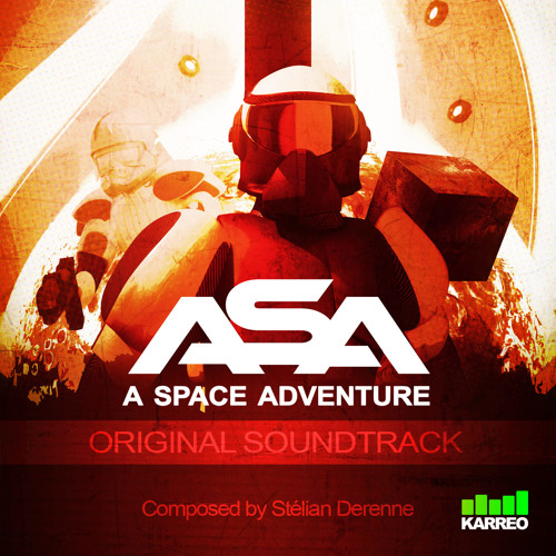 A Space Adventure (video game) soundtrack - release on 01.10.2012