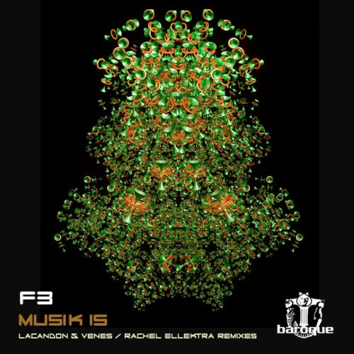F3(Flash Brothers)- Music is (Lacandon and Venes Remix)