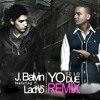 92 - J. BALVIN FT LACHO MT - YO TE LO DIJE ( ZAULITO DJ - 2012 )II